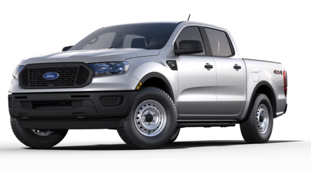 2019 Ford Ranger XL Crew Cab Pickup